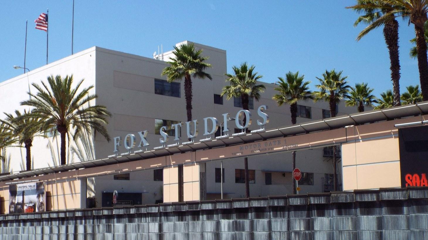 Fox Studios in Century City, California.