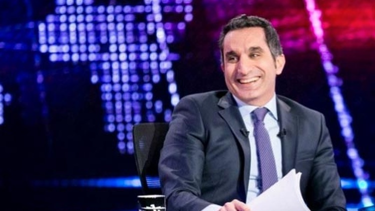 President Trump met with Egypt's president this week. We get reaction from comedian Bassem Youssef, who launched the first political satire show in Egypt.