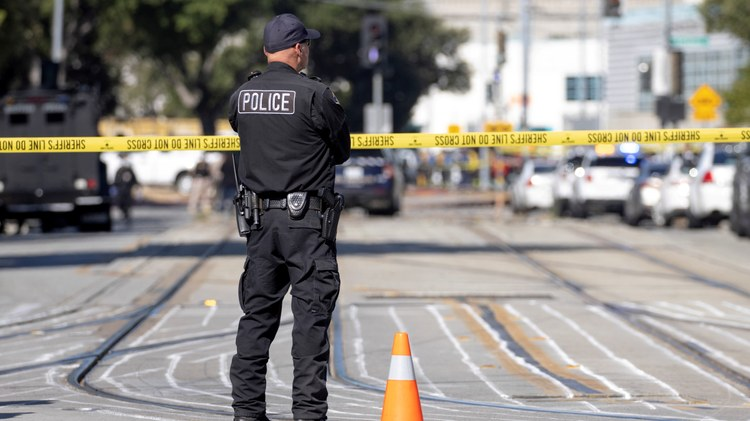 A gunman in San Jose killed nine people and then himself at a light rail yard on Wednesday.