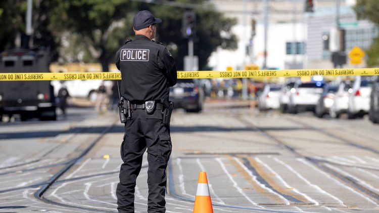 A gunman in San Jose killed nine people and then himself at a light rail yard on Wednesday. The incident adds another mass shooting to the list of more than 200 events in 2021 alone.