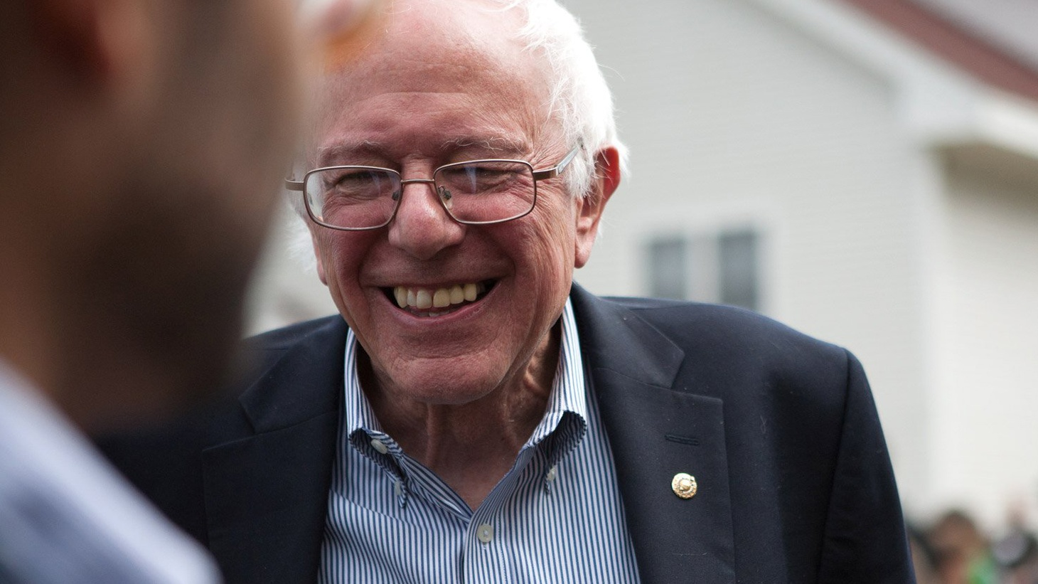 Today we start with a look at Bernie Sanders' campaign, his chances of winning today's New Hampshire primary and the demographics of his supporters. Also, will Congress stay gridlocked no matter who wins this year's presidential election?