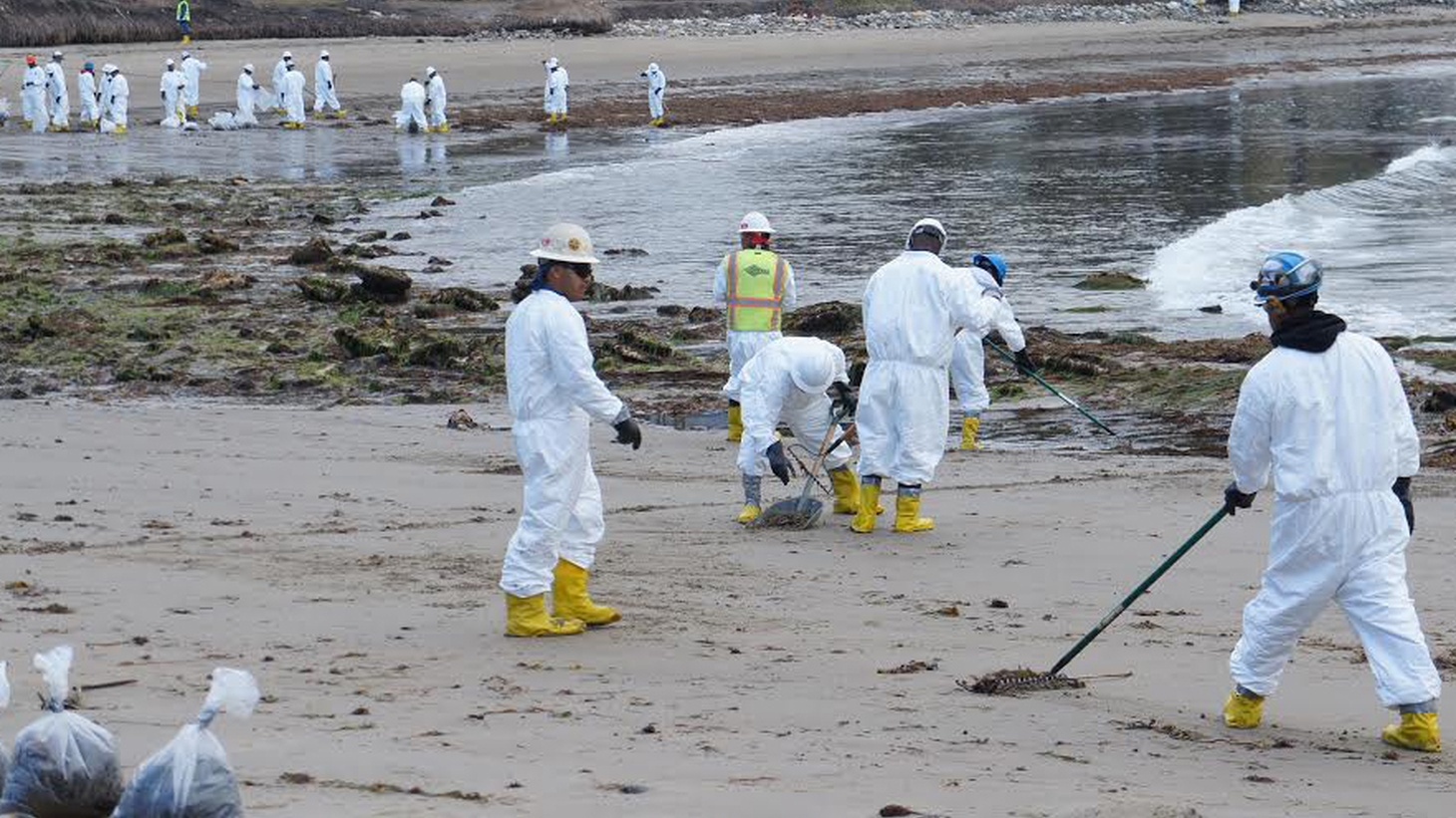 Cleaning up the Santa Barbara oil spill could take months. Spotify is expanding beyond music, while teenagers are taking over Silicon Valley. Finally, what happens when the FBI is done with its informants?