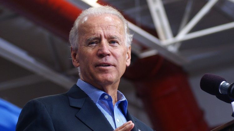 Former Vice President Joe Biden announced he's running for president. Biden is the 20th Democrat to enter the race.