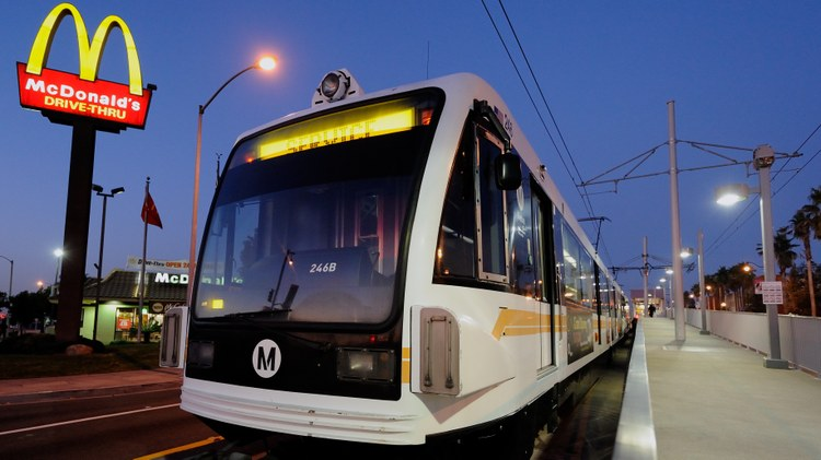 Senate Bill 50 would force Los Angeles to allow more housing near public transportation.