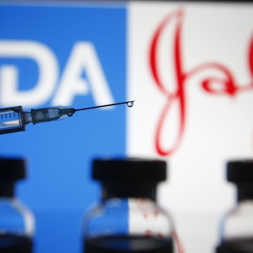 Johnson & Johnson says it will ship out nearly 4 million doses of its COVID-19 vaccine this week — after the FDA authorized it for emergency use on Saturday.