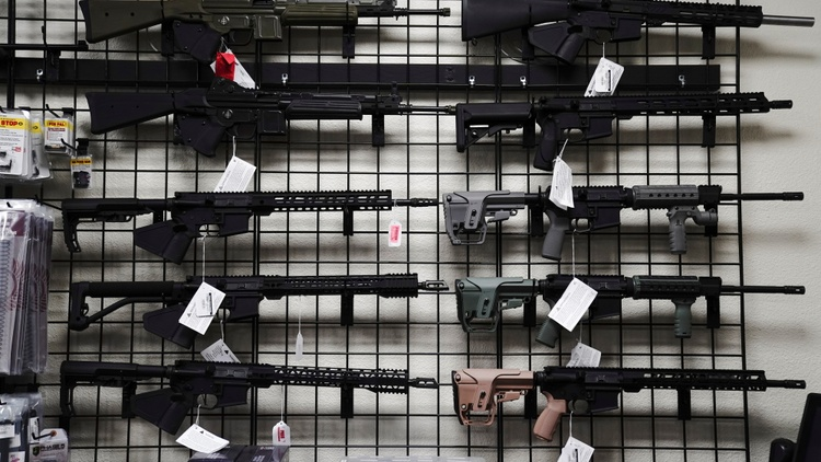 San Jose could become the first city in the U.S. to require gun owners to carry liability insurance. It's also exploring the introduction of an annual fee for all gun owners.