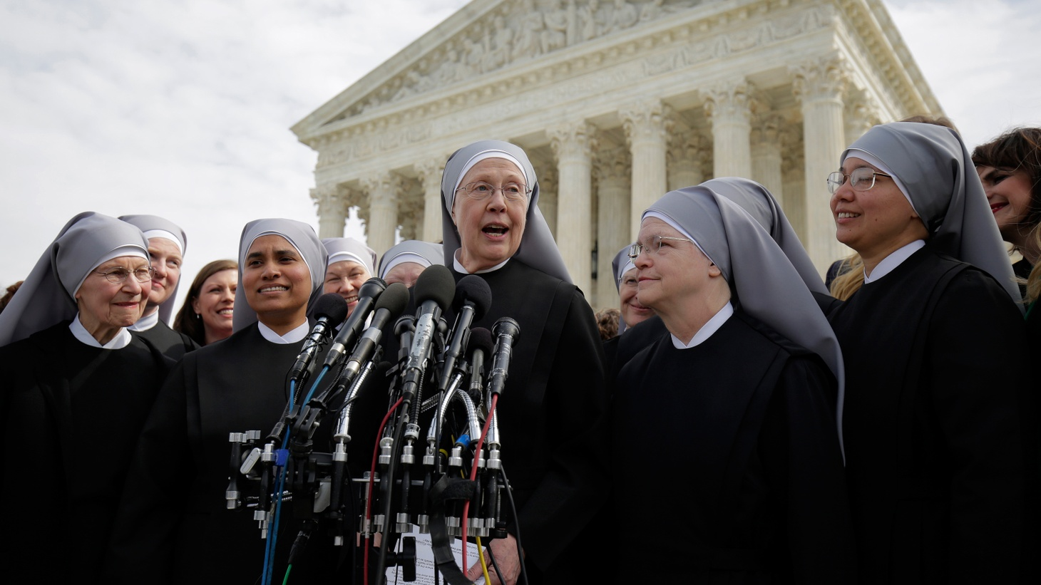 The Supreme Court sent a case about contraception back to the lower courts Monday, avoiding a deadlock, but highlighting how the vacant ninth seat is becoming an issue as Congress continues to refuse to hold a nomination hearing to fill it.