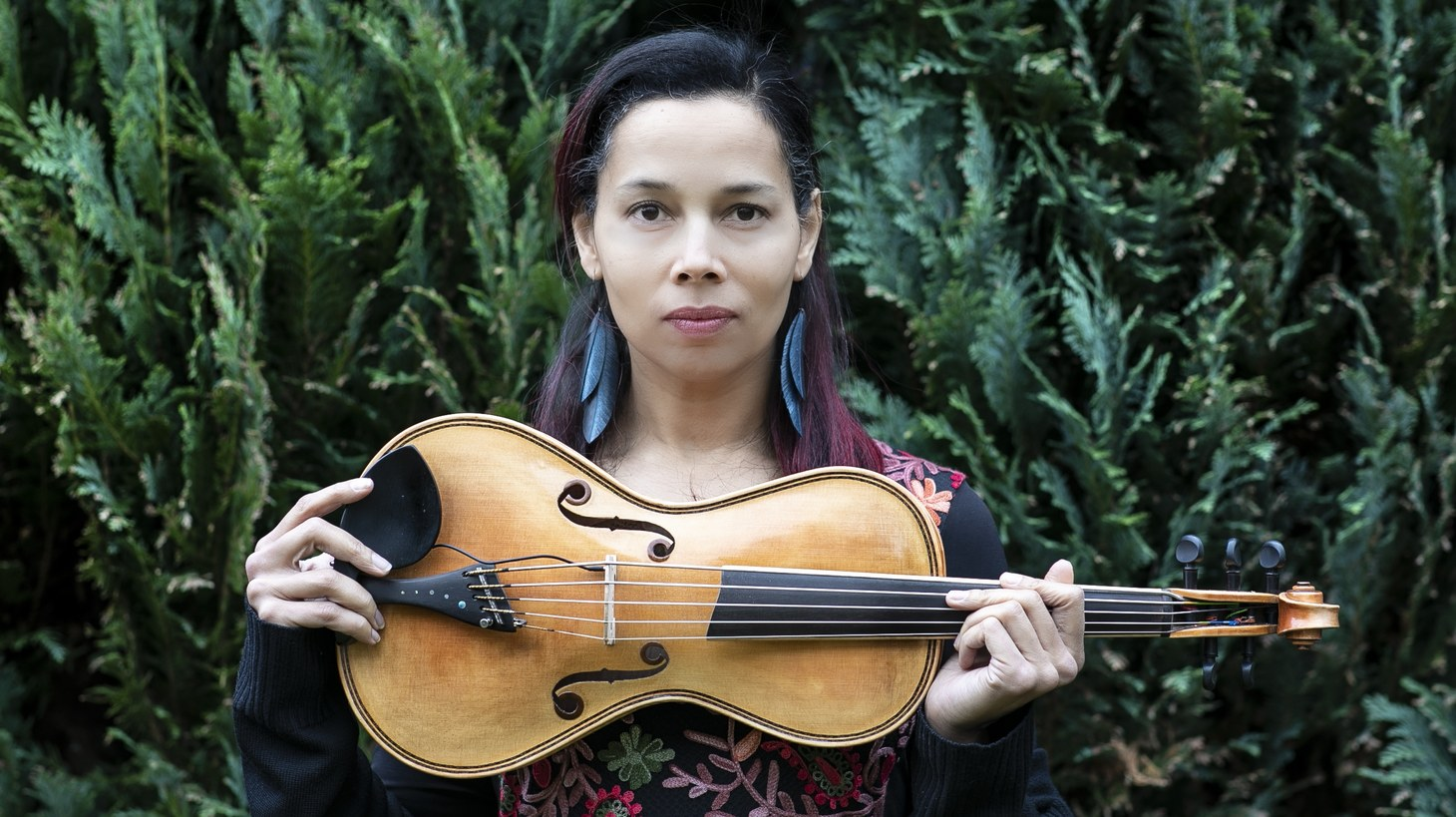 """Grammy Award-winning musician Rhiannon Giddens decodes some of the best-known opera songs on her podcast """"Aria Code."""""""