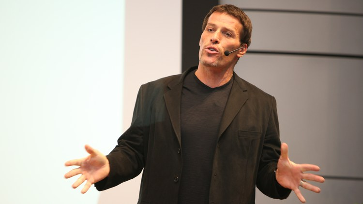 Self-help guru Tony Robbins faces sexual assault allegations
