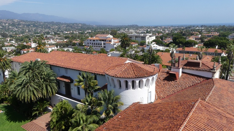 Santa Barbara County is a prime destination for weekend getaways, known for its picturesque beaches and vineyards.