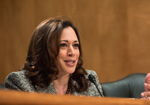 Sen. Kamala Harris on SCOTUS nominee Brett Kavanaugh: 'There is a lot to be concerned about'