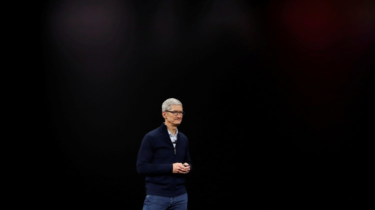 Tim Cook announced on Monday that Apple is partnering with creative visionaries, including Jennifer Aniston, Oprah Winfrey, and Steven Spielberg, to create Apple TV+.