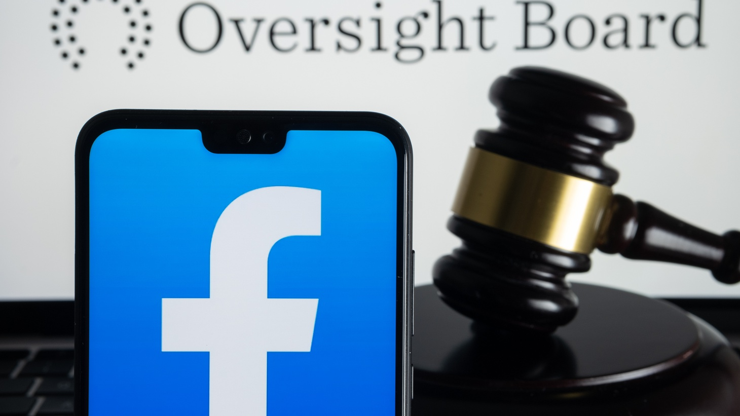 Facebook's Oversight Board today upheld the social media company's decision to ban Donald Trump after the January 6, 2021 insurrection at the U.S. Capitol.