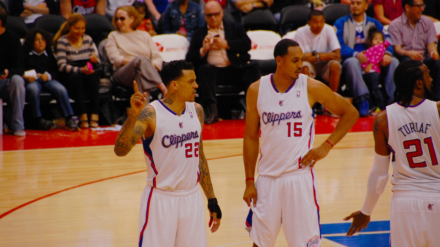 """The LA Clippers are the focus of a new documentary series called """"Blackballed."""""""