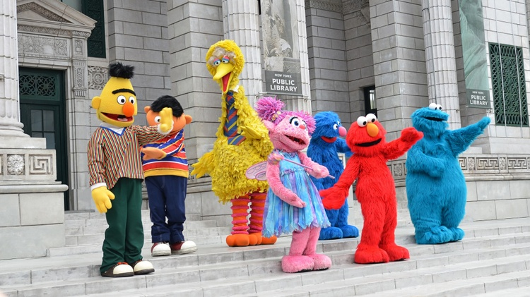 Sesame Street debuted 50 years ago, and it's still going strong, reaching more than 100 million children worldwide.  