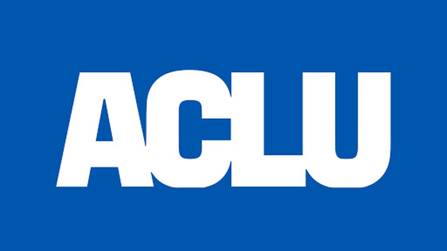 ACLU logo, introduced in 2017.
