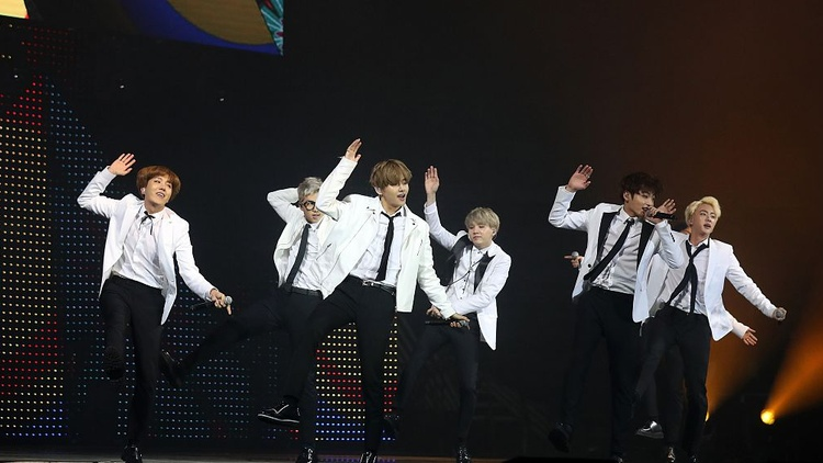 The Bangtan Boys reportedly brought in $4.6 billion to the South Korean economy last year.