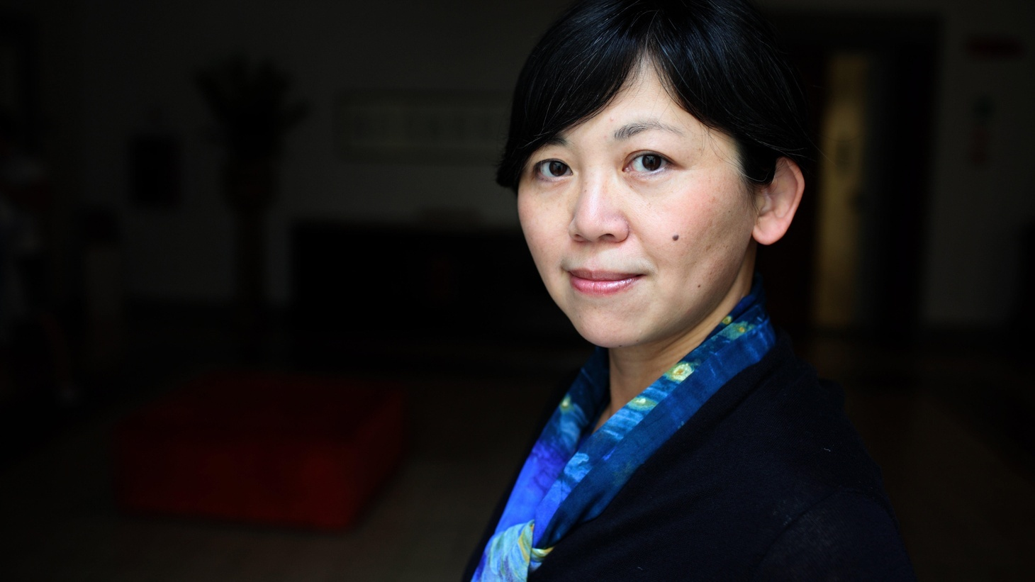 "Yiyun Li, author of ""Where Reasons End."""