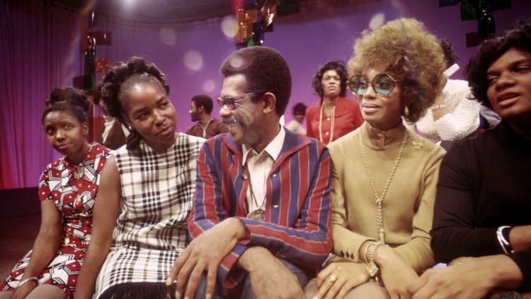 Once upon a time in America, there was a TV talk show that was unapologetically Black.