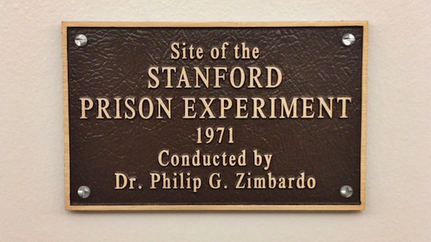 The famous Stanford prison experiment showed that regular people act sadistically when put in the right environment. But now there's new evidence that the study was based on a lie.