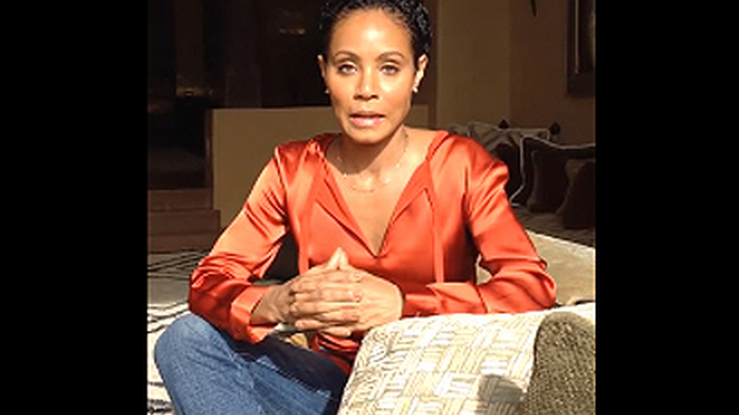 Earlier this week, Jada Pinkett Smith put out a video on YouTube calling for a boycott of the Oscars ceremony. That's because #OscarsSoWhite has been a prevalent issue with the lack of minority nominees for the awards for many years in a row.