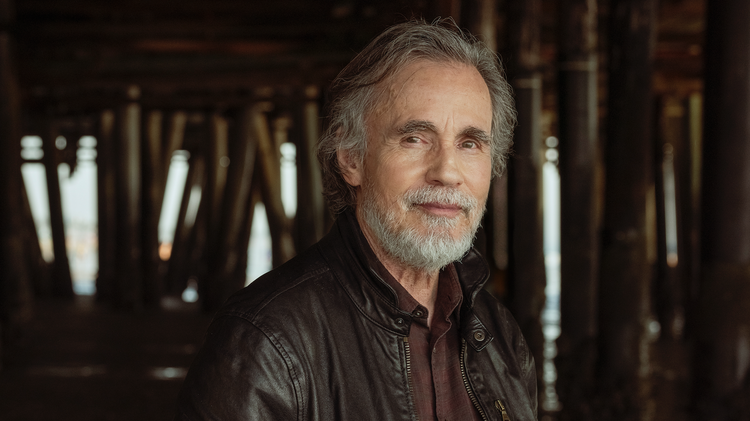 """Jackson Browne reflects on songwriting for the past and future. He released his 15th studio album this month called """"Downhill from Everywhere."""""""