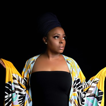 """Ledisi was named as one of Michelle Obama's favorite artists in 2010, and this year, she won her first Grammy. Her new album, """"Ledisi Sings Nina,"""" came out last week."""