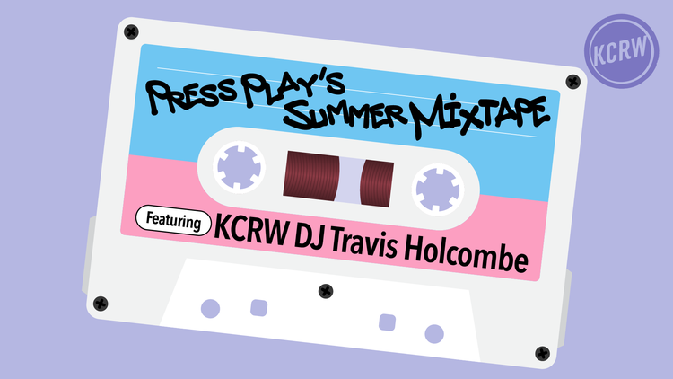 """In this fourth installment of """"Summer Mixtape,"""" KCRW DJ Travis Holcombe shares some of the songs he can't stop listening to right now."""