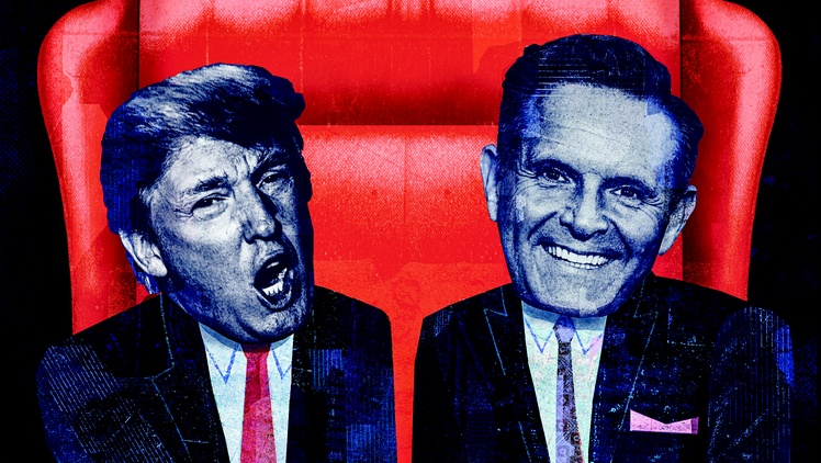 "There are lots of reasons Donald Trump was elected president. But there may be just one man responsible: Mark Burnett, who created ""The Apprentice."""