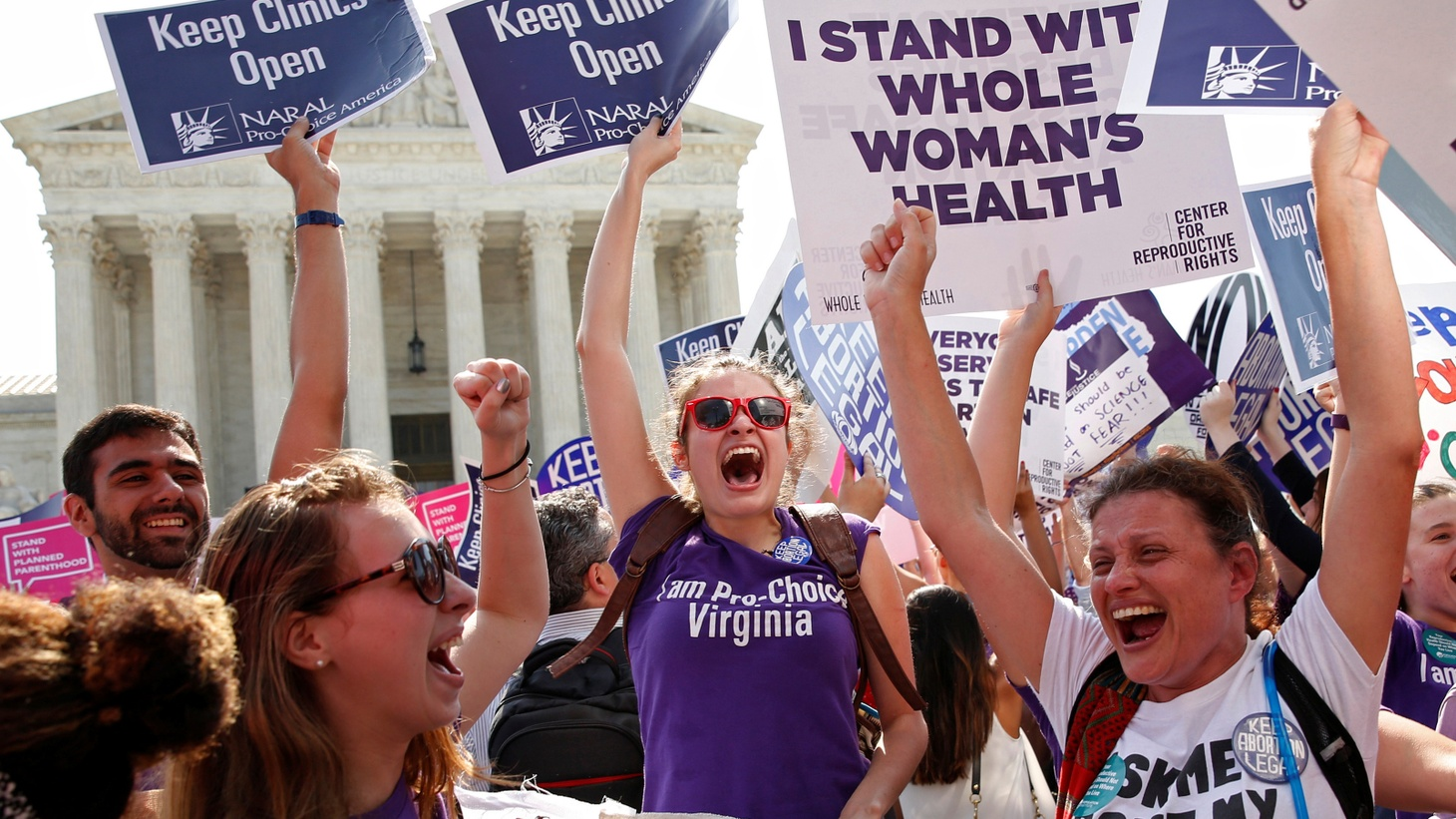 The Supreme Court has handed down a major decision that could limit states' rights to regulate abortion for years to come.