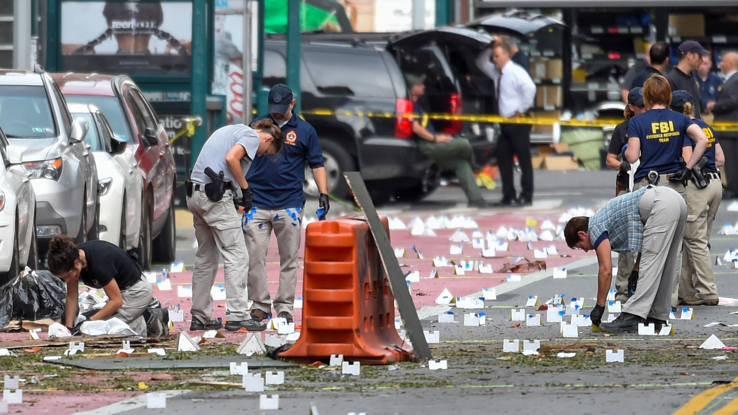 After a shootout with police, the suspect connected with bombings in the New York area this weekend has been captured. What do we know about Ahmed Kahn Rahami?