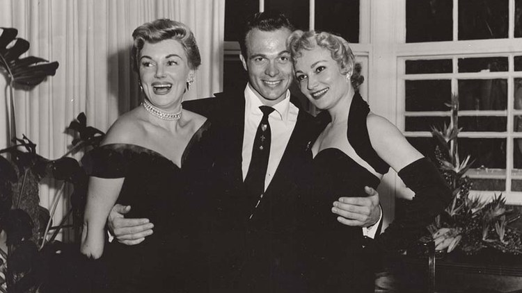 Scotty Bowers died earlier this week. He was 96. He was a matchmaker of sorts in Hollywood.