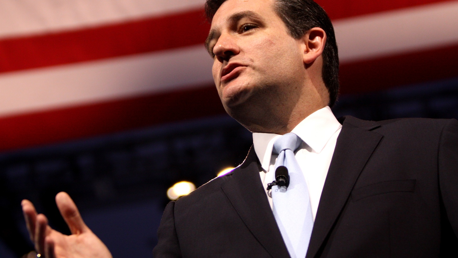 We start with a look at Texas Senator Ted Cruz's bid for the 2016 Republican presidential nomination. Also, in our weekly television roundup, was the season finale of Empire a fan favorite or drama overkill?