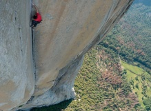 What it's like climbing El Capitan without ropes or safety gear