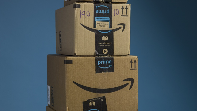 Many people are shopping on Amazon this time of year. Free one-day shipping can mean workers injuring themselves by working too fast, and delivery vehicles increasing air pollution.