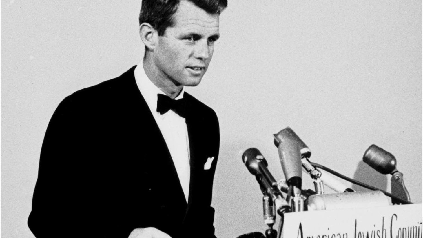 It's primary day in California. Fifty years ago, primary day changed U.S. history. Robert F. Kennedy won the California primary for president. He was on his way to clinching the Democratic nomination.