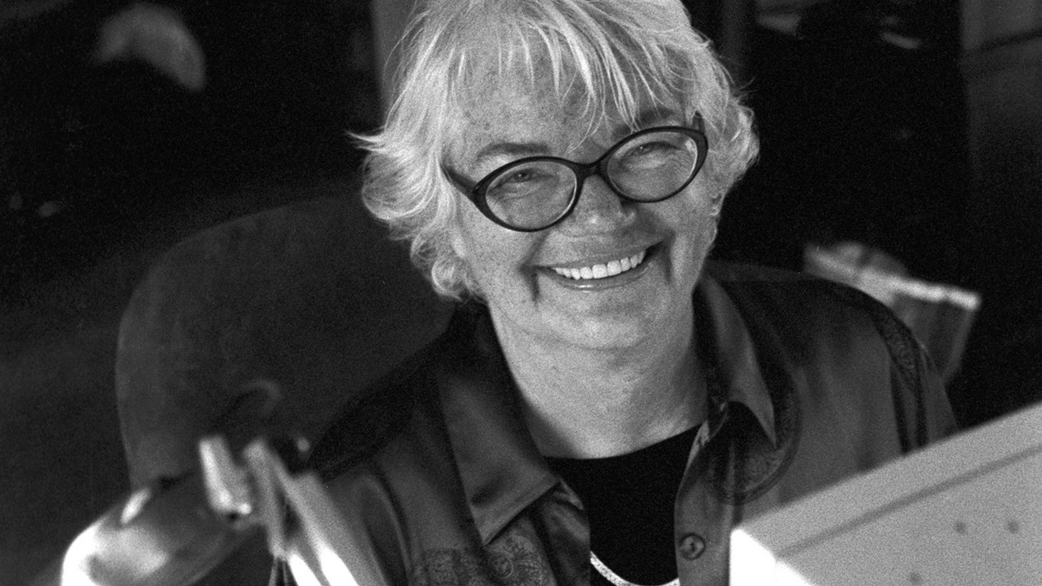 Molly Ivins.