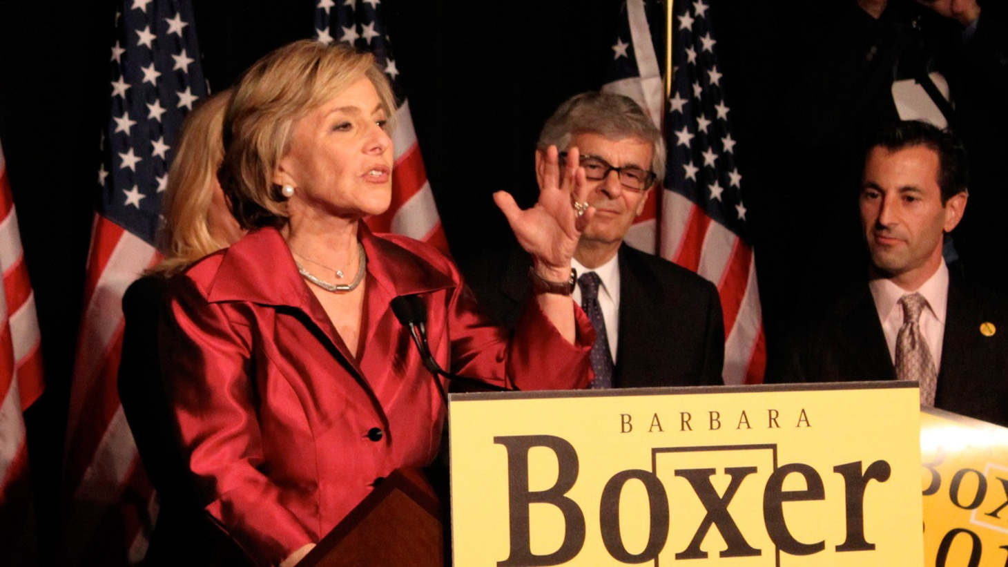 With 34 candidates running to fill Barbara Boxer's Senate seat, will the crowded field cause too much confusion for voters? Also, an update on South L.A.'s tiny houses for the homeless.