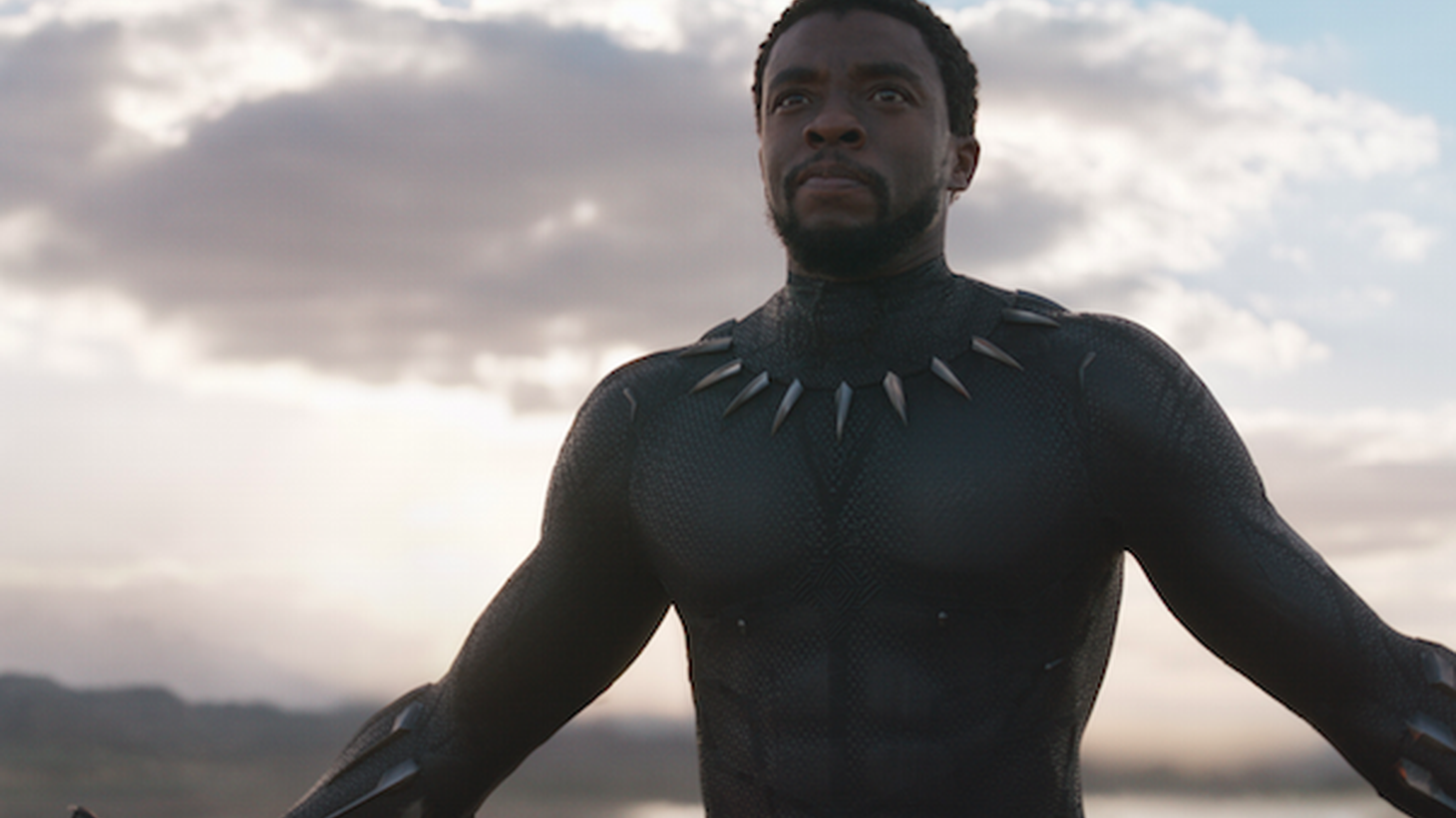 The movie opens Friday. It's the first big budget superhero movie with a black director, predominantly black cast, and a storyline seen through a black lens. Critics say it marks a cultural milestone.