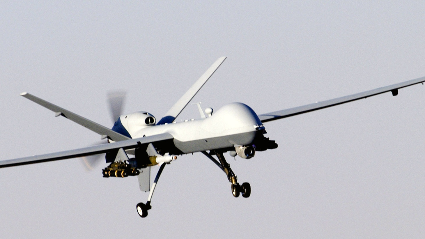 Drones are now very much a part of how we think about warfare. Between civilian casualties and the issue of waging war without ever sending an army into a country, there are many moral and ethical questions when it comes to drone warfare. We heard yesterday about the international rules or lack thereof when it comes to drones.