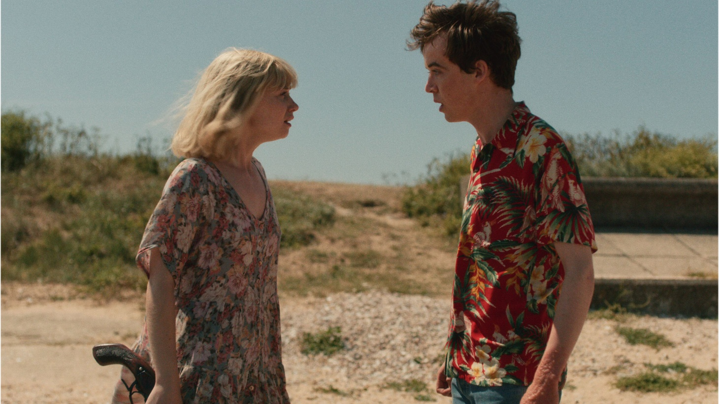 """""""The End of the F***ing World"""" adds a dark twist to the teen movie cliche -- the outcast kid who doesn't fit in. We speak with the show's writer and director."""