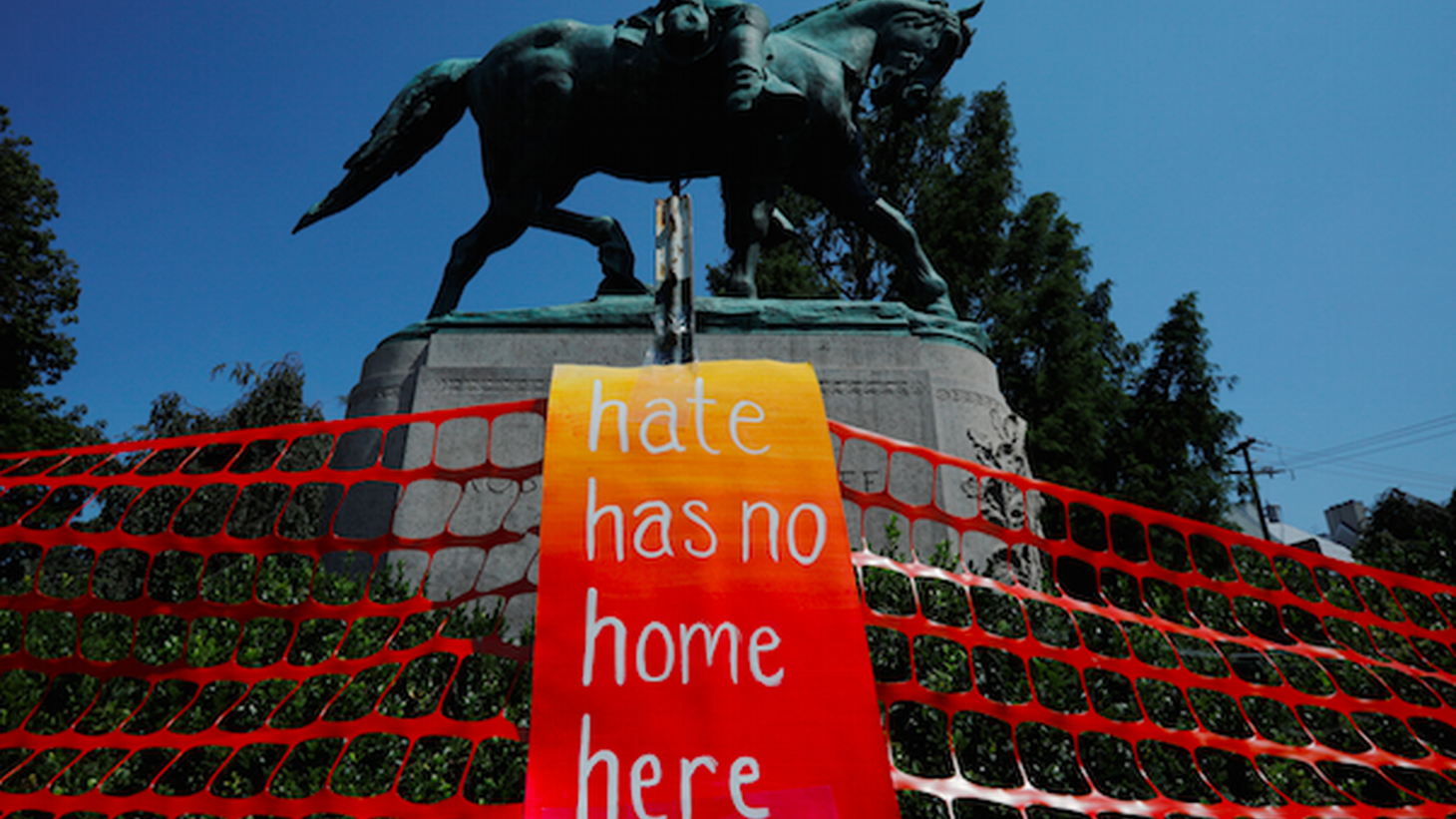 On Sunday, white nationalists plan to march on Washington -- one year after the rally in Charlottesville.