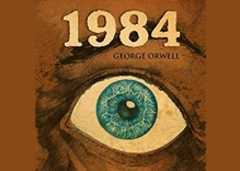 George Orwell's '1984' strikes political chord today