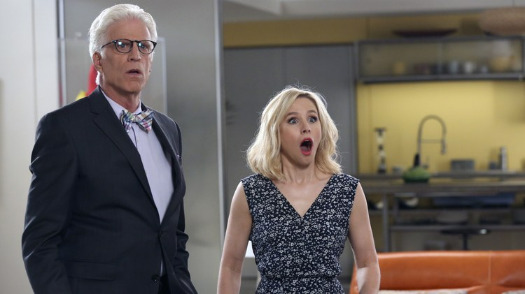 "The NBC comedy ""The Good Place"" is ending this week. The series follows four people in the afterlife. We speak with creator Michael Schur."