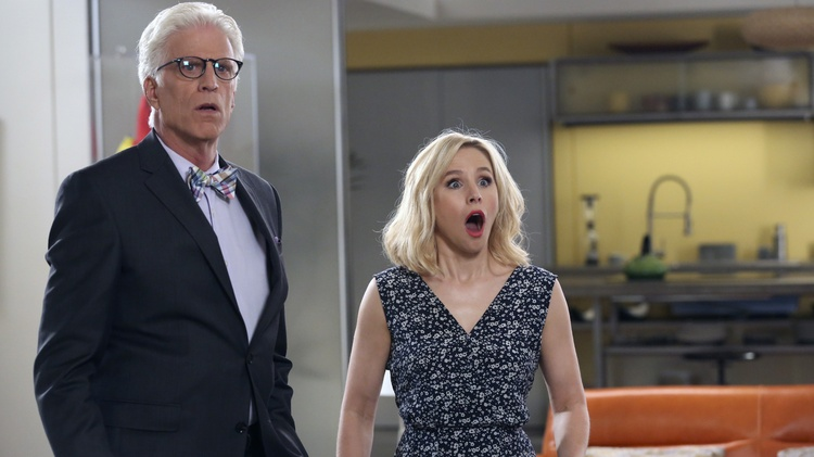 """   The Good Place   ,"" the popular NBC comedy series starring Kristen Bell and Ted Danson, is ending this Thursday.   