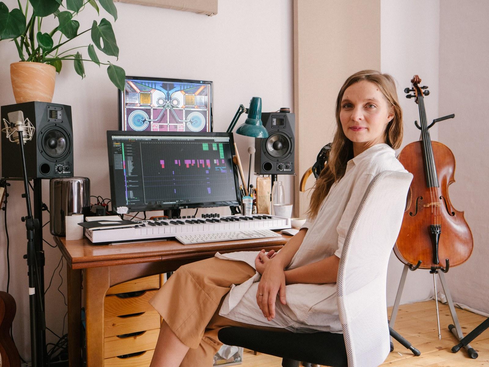How Hildur Guðnadóttir composed 'Joker' soundtrack before