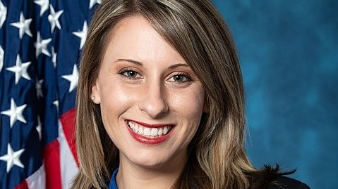 California Democratic Congresswoman Katie Hill announced on Sunday that she's resigning.