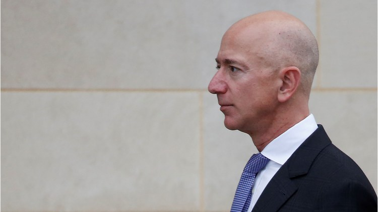 Amazon's CEO accused American Media Incorporated of trying to extort him by threatening to publish embarrassing photos.