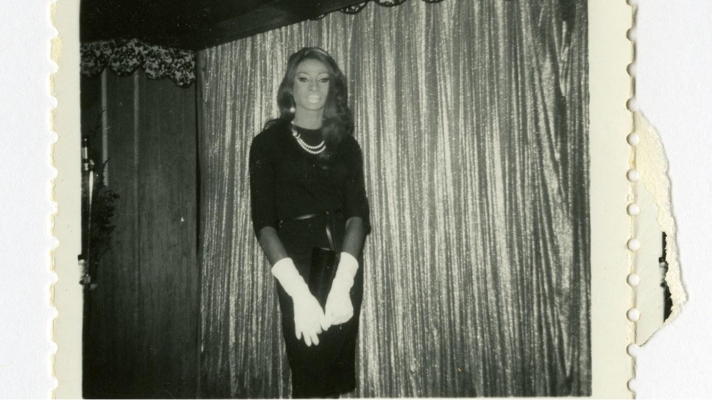 Jackie Shane.