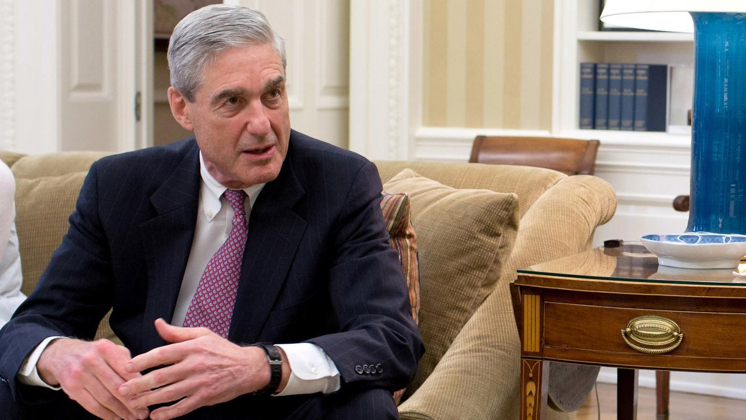 FBI Director Robert Mueller.